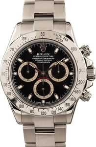 Black Rolex Daytona 116520