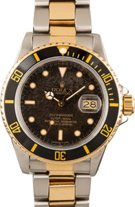Rolex Submariner 16803 Two Tone
