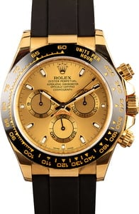 Rolex Daytona 116518 Yellow Gold Cosmograph