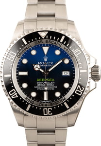 Pre Owned Rolex Sea-Dweller Deepsea 116660 Oyster