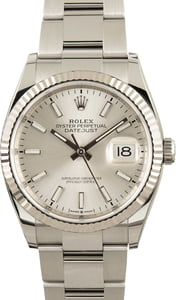 Rolex Datejust 126234 Stainless Steel