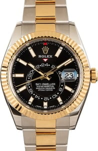 Pre-Owned Rolex Sky-Dweller 326933