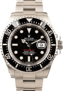 Rolex Sea-Dweller 126600 Stainless Steel