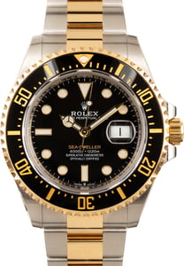 Rolex Sea-Dweller 126603 Ceramic Bezel