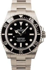 Rolex Submariner 124060 41MM