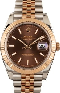 Rolex Datejust 41 126331 Everose Jubilee