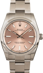 Used Rolex Oyster Perpetual 34 Ref 124200