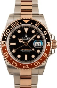 Rolex GMT-Master II Ref 126711 Two Tone
