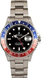 Men's Rolex GMT Master 16700 Watch