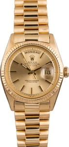 Pre Owned Rolex 1803 Day-Date President Bracelet