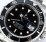 Rolex Submariner Black 168000 Stainless Steel