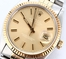 Rolex Datejust Stainless Steel and Gold 16013 Mens