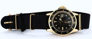 Rolex Submariner Gold Vintage 1680