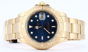 Rolex Yacht-Master Blue Dial 16628