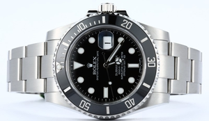 Rolex Submariner Black Ceramic 116610