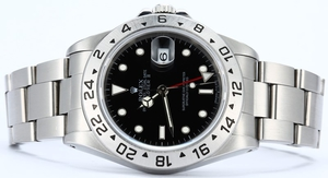 Rolex Explorer II Black 16570