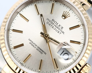 Certified Pre Owned Rolex Date 115200