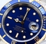 Rolex Steel and Gold Submariner 16613 Certified Pre-Owned