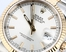 Rolex Datejust 116233 Silver Index Dial
