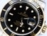 Rolex Oyster Submariner Two-Tone 16613 Black Bezel