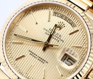 Rolex President Day-Date 18038 Tapestry
