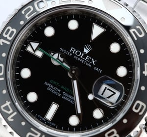 Rolex GMT Master II 116710 Black Watch