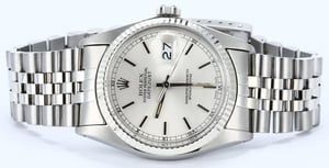 Rolex Datejust 16014 Stainless Steel Jubilee
