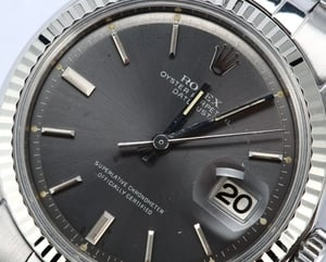 Rolex Datejust Stainless Steel Vintage 1601
