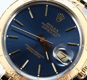 Rolex Thunderbird Datejust 16253 Certified Pre-Owned
