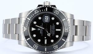 Rolex Submariner 116610 Black Ceramic