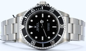 Rolex No Date Submariner 14060