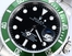 Rolex Submariner Anniversary Edition 16610V