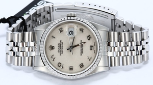 Rolex Datejust 16220 Certified Pre-Owned