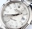 Rolex Datejust II 116334 Silver Index Dial