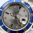 Rolex Submariner 16613T Silver Serti 100% Authentic