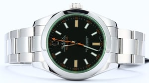 Rolex Milgauss 116400GV 100% Authentic