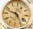 Rolex Presidential 18038 Yellow Gold Certified Pre-Owned