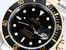 Rolex Two-Tone Oyster Perpetual Submariner 16613