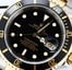 Rolex Submariner Black 16613T