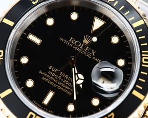 Rolex Submariner 16613 Two Tone