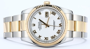 Rolex Datejust 116233 Two Tone Oyster