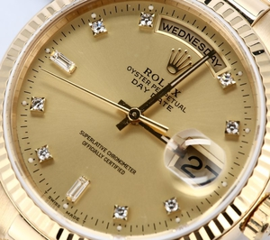 Rolex Ladies Datejust 179173 Silver Index