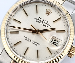 Lady-Datejust Rolex 69173 Certified Pre-Owned
