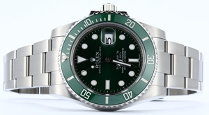 Rolex Submariner Green 116610V