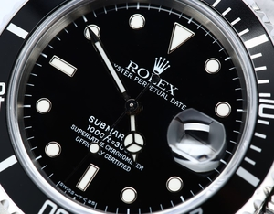 Submariner Rolex 16610 Stainless Steel Oyster