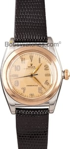 Rolex Vintage Oyster Perpetual 3133 Bubbleback