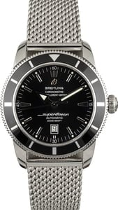 Used Breitling SuperOcean Heritage 46 Ref A17320