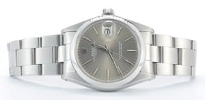 Rolex Date Stainless Steel 15200WRO