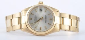 Vintage Rolex Datejust Midsize Watch 6824