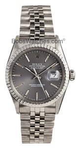 Rolex Vintage DateJust Stainless 16030